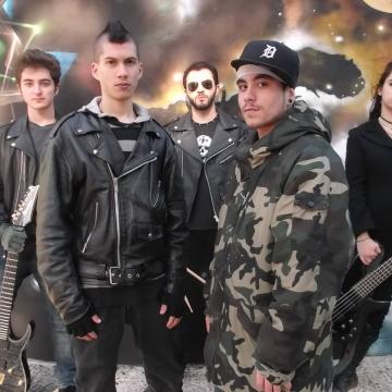 Foto band emergente Hybrid Maze