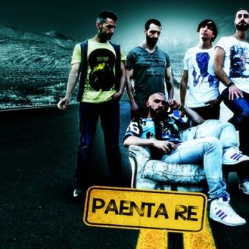 Foto band emergente Paenta Re