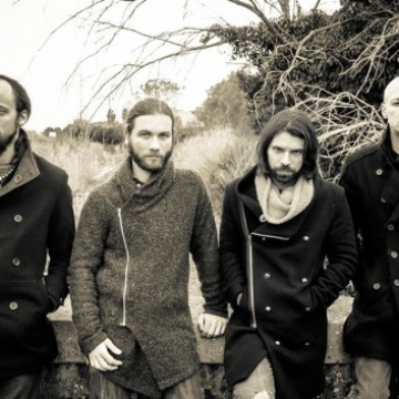 Foto band emergente Velodrama