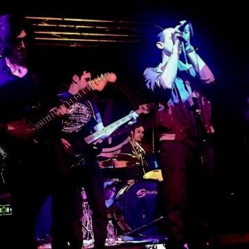 Foto band emergente Insomnia