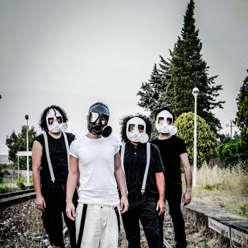 Foto band emergente Sebo