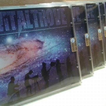 Foto band emergente VITALTROVE