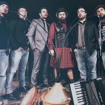Foto band emergente FOLK N' ROLL