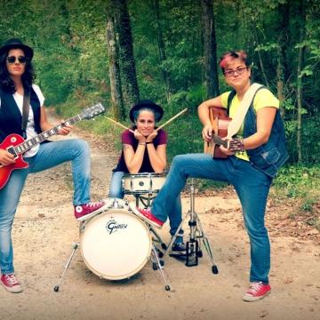 Foto band emergente CherryPie Band