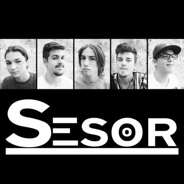 Foto band emergente Sesor