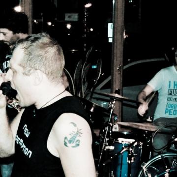 Foto band emergente New RedeMption