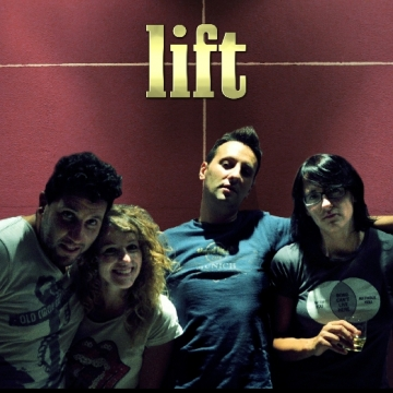 Foto band emergente Lift