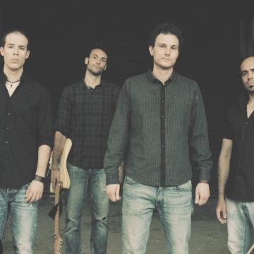 Foto band emergente Padma