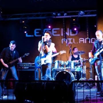 Foto band emergente Ronin Soul