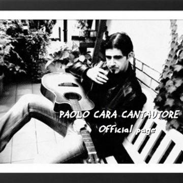 Foto band emergente Paolo CARA Cantautore (Lahguna)