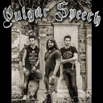 Foto band emergente Vulgar Speech