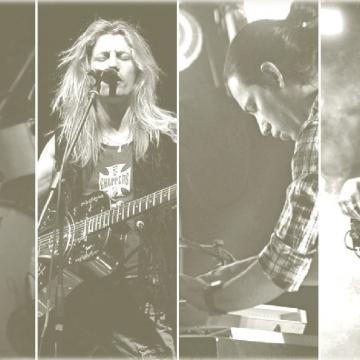 Foto band emergente The Black Phoenix