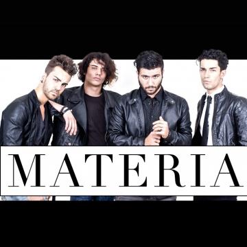 Foto band emergente Materia