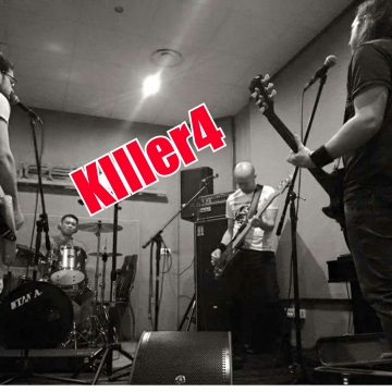 Foto band emergente Killer4
