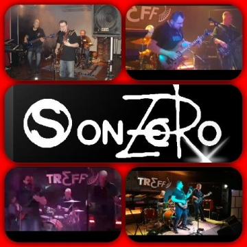 Foto band emergente Sonorozero