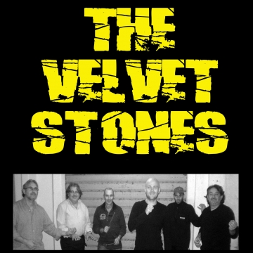 Foto band emergente The Velvet Stones
