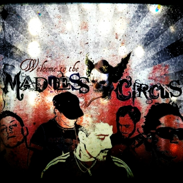 Foto band emergente Madness Circus