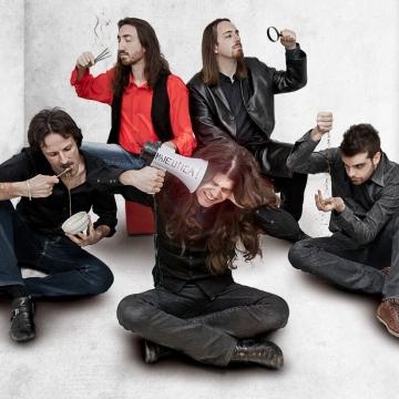 Foto band emergente Maieutica