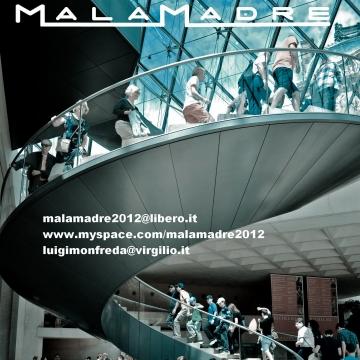 Foto band emergente Malamadre