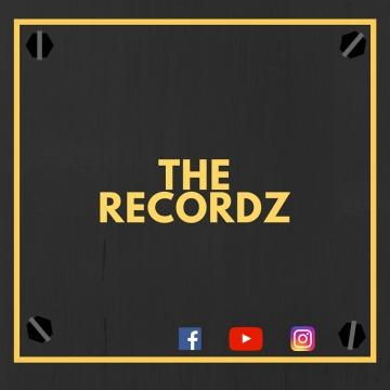 Foto etichetta discografica The Recordz