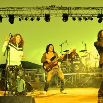 Foto band emergente Rhomanife