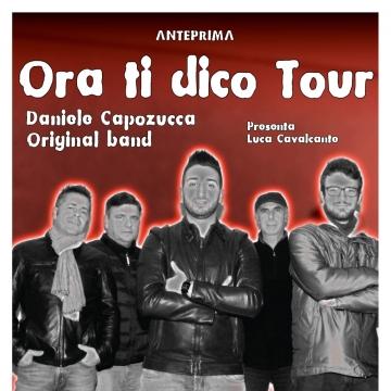 Foto band emergente Daniele Capozucca - Original Band