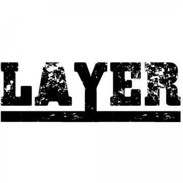 Foto band emergente Layer