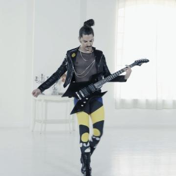 Foto band emergente Luciano Nardozza