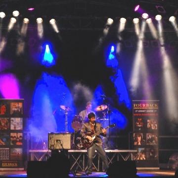 Foto band emergente FOURBACK