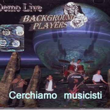 Foto band emergente Background Players