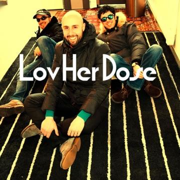 Foto band emergente Lovherdose