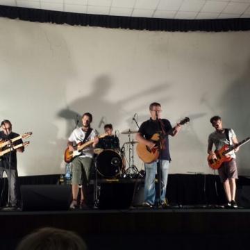 Foto band emergente DO di PLETTRO