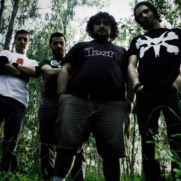 Foto band emergente Alcool a.s.