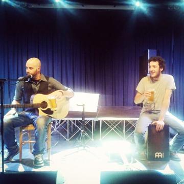 Foto band emergente Le Mondane