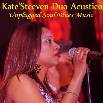 Foto band emergente Kate'Steeven Duo acustico