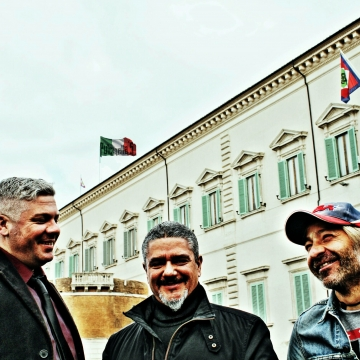 Foto band emergente Pulcinella's