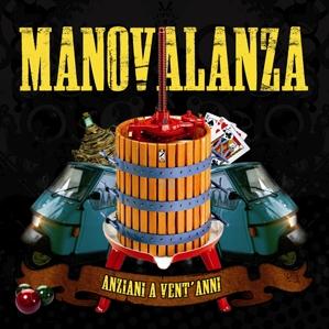 Foto band emergente Manovalanza