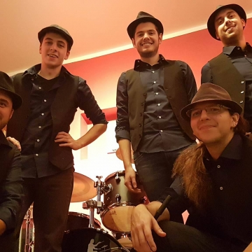 Foto band emergente The Hats Blues Band