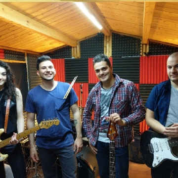 Foto band emergente Nothing To Do