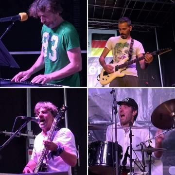Foto band emergente Fun Cool