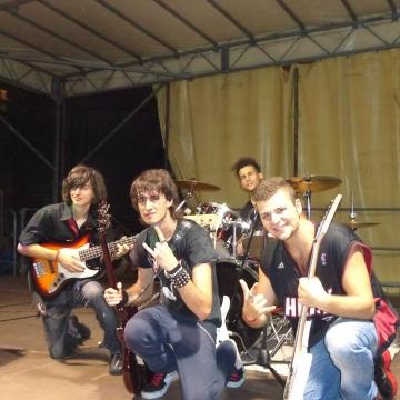 Foto band emergente Ipo-Krisis