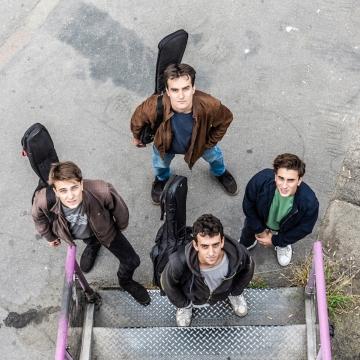 Foto band emergente Matricola