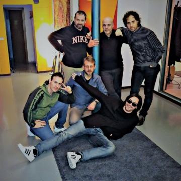 Foto band emergente UNDERFRAME