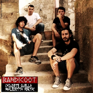 Foto band emergente Bandicoot