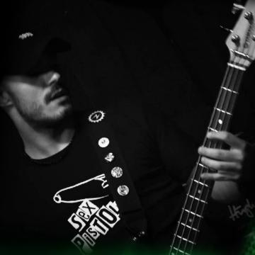 Foto band emergente Roy T.