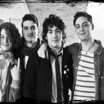 Foto band emergente Le Note Oblique