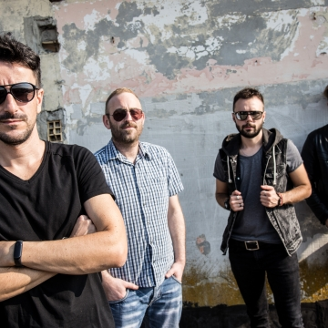 Foto band emergente Sidechain
