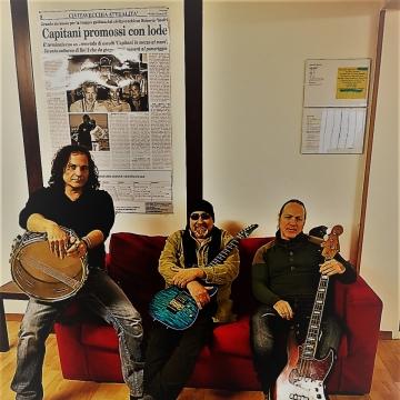 Foto band emergente The Hidden Voice