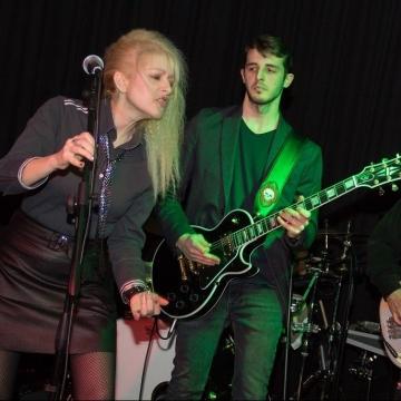 Foto band emergente NAYAN