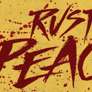 Foto band emergente Rust In Peace